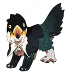 [auction|Fooling] Toutou - Toucan!