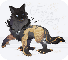 [auction|closed] Firestorm Lullaby