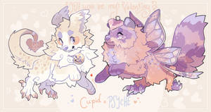 [Nios|Auction|open] Cupid X Psyche