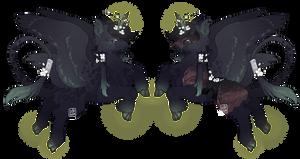[Guest Auction| Pouflons] The Dark Knight