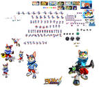 blinx the time sweeper sprite