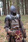 Chaos warrior - Warhammer LARP costume