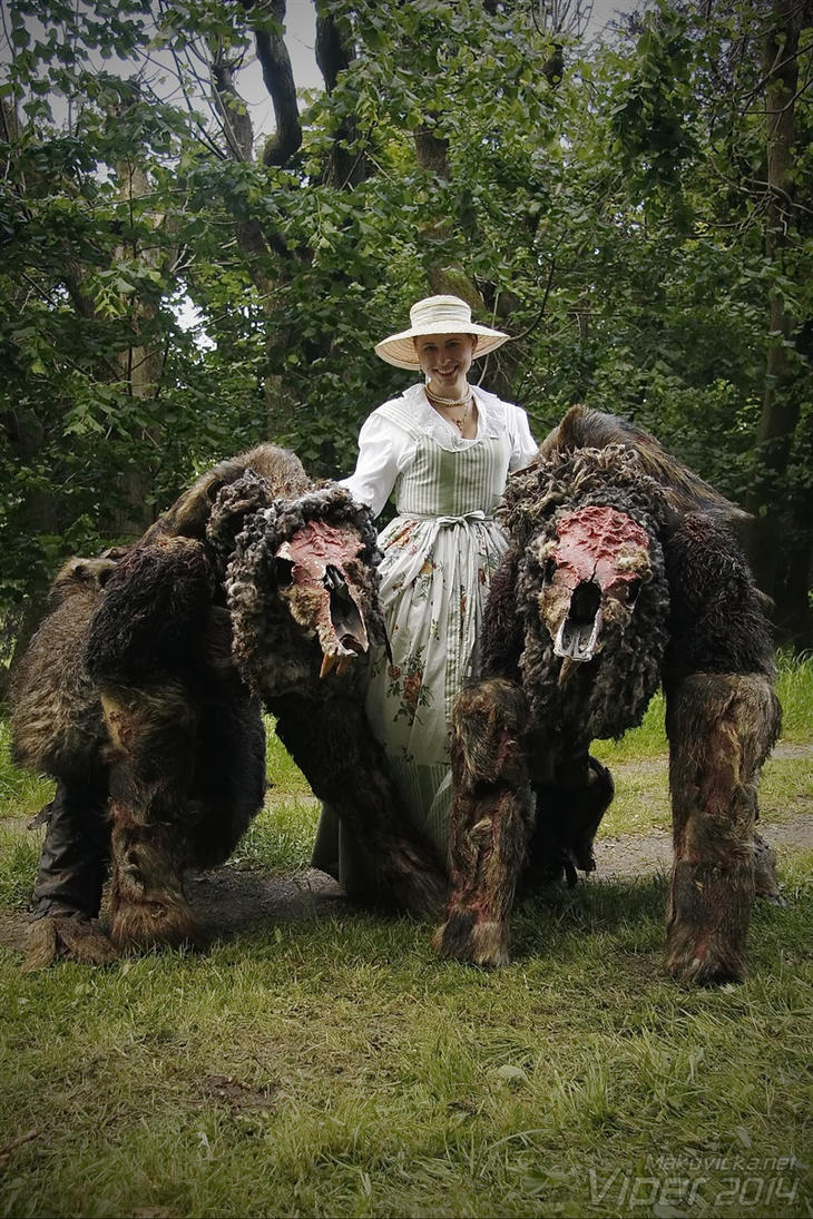 Beasts of Gevaudan - De la Bete LARP by Krushak-Dagra