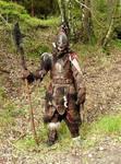 Sark-alef of Mordor - LARP orc costume