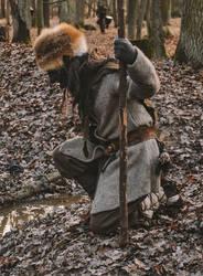 Light orc warrior - LARP costume by Krushak-Dagra