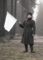 Bolshevik soldier - Siberian Story LARP by Krushak-Dagra