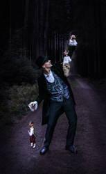 The Puppeteer - Cave Canem LARP by Krushak-Dagra