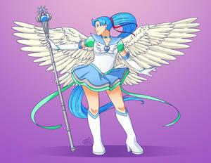 Sailor Mini Earth - Secret Sailor