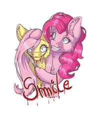 Smile (Gore Content) by ManeBlue