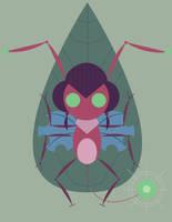 Bug by Imp-Da-Cat