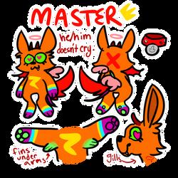 master ref