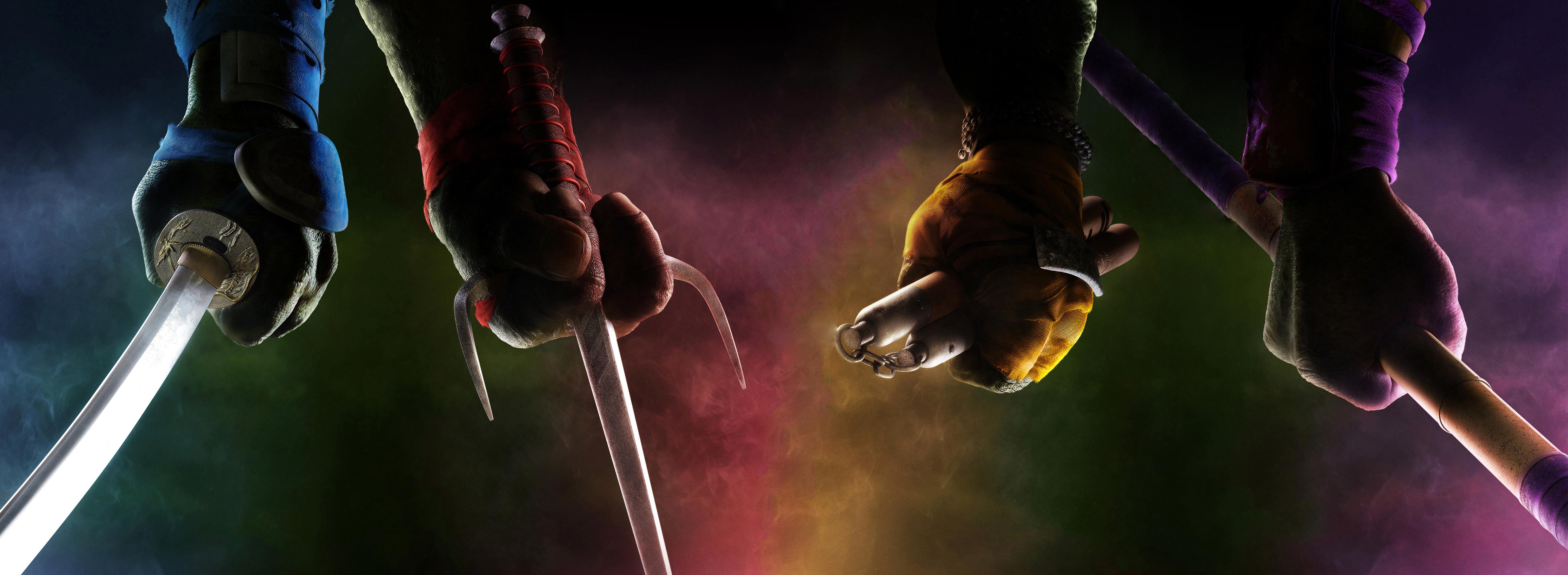 Teenage Mutant Ninja Turtles 2014 Big Poster By Stako On Deviantart