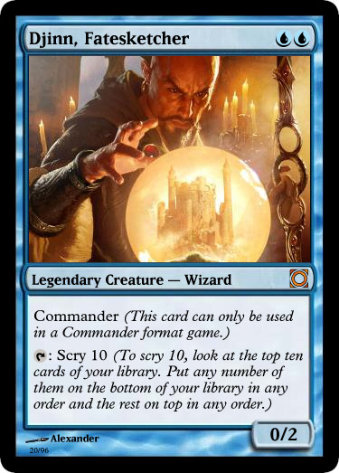 make your commander custom card creation magic fundamentals mtg salvation forums mtg