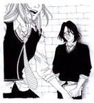 SPOILER : Severus in love