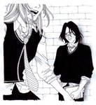 SPOILER : Severus in love