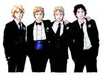 The Cullens Boys - BDspoilers