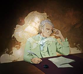 Haunted Memory by nami64