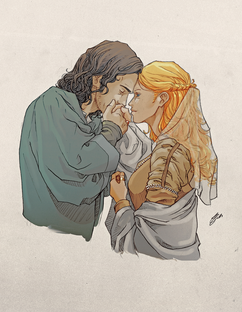 Henry and Elizabeth by nami64