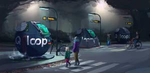 The future of travel by kennyvenekamp