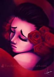Roses by PuniNeko-Chan
