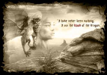 Blood of the Dragon by Shadhavar-Drakon