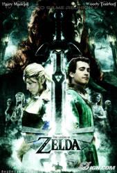 VGR: Link and Zelda by Shadhavar-Drakon