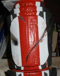 Mass Effect Armor Build 4 by Shadhavar-Drakon
