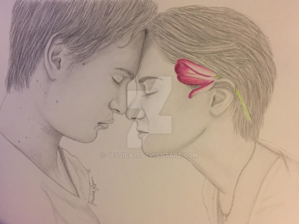 The Fault In Our Stars by Jessica17