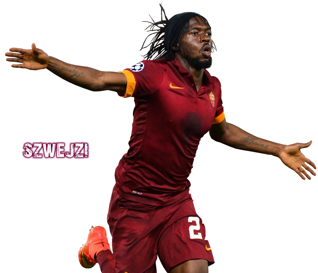 Gervinho by szwejzi on DeviantArt