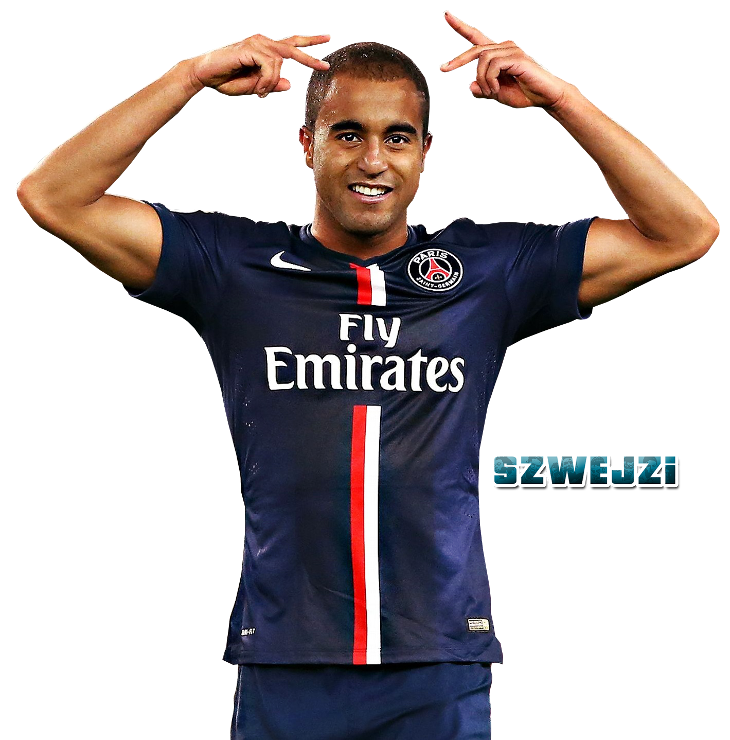 Lucas Moura by szwejzi on DeviantArt