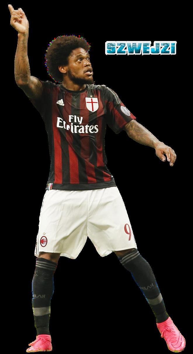 Luiz Adriano by szwejzi on DeviantArt