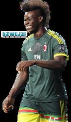 Mario Balotelli by szwejzi