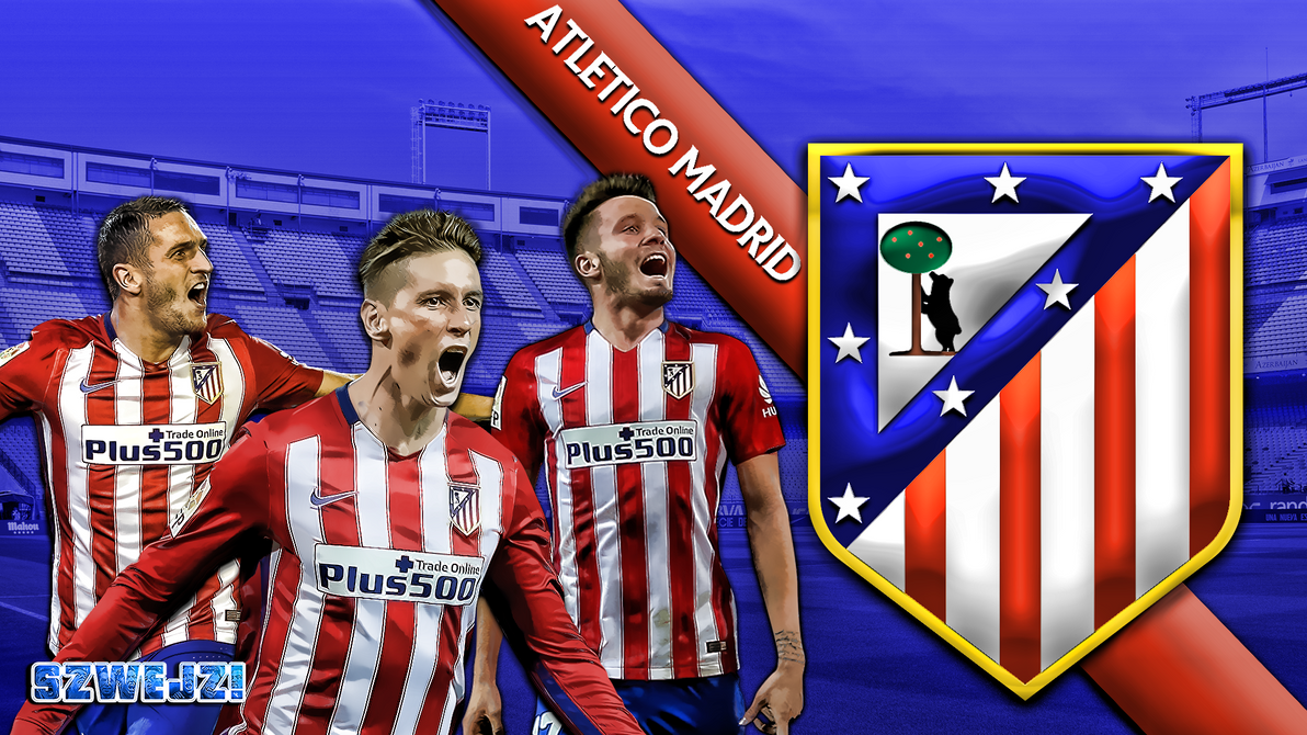 Atletico madrid wallpaper by szwejzi on deviantart atletico madrid wallpaper by szwejzi voltagebd Choice Image