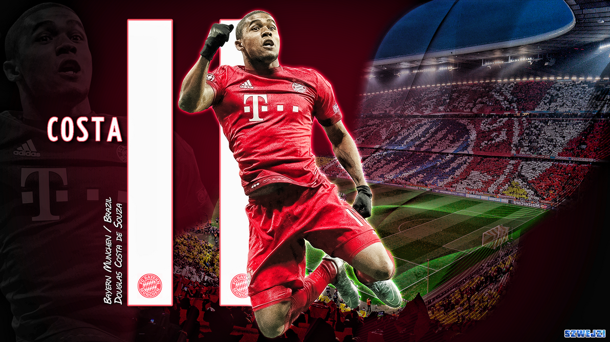 Douglas Costa Wallpaper By Szwejzi