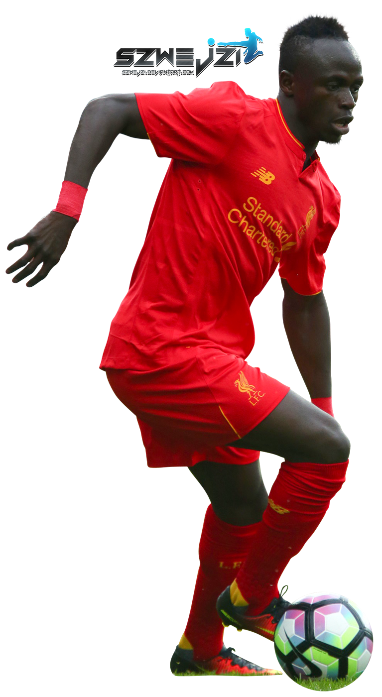 Sadio Mane by szwejzi on DeviantArt