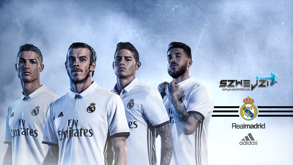 Real Madrid 2016-2017 Wallpaper By Szwejzi On DeviantArt