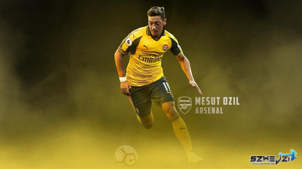 Mesut Ozil Arsenal 16-17 Wallpaper By Szwejzi On DeviantArt