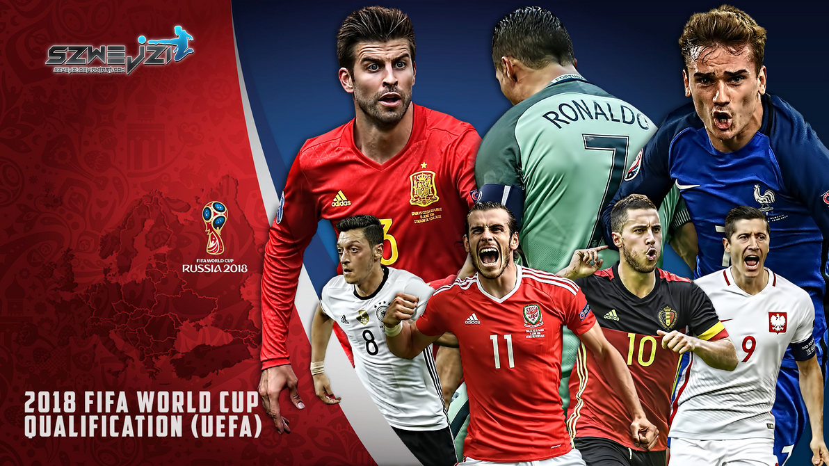2018 FIFA World Cup Qualification (UEFA) By Szwejzi On