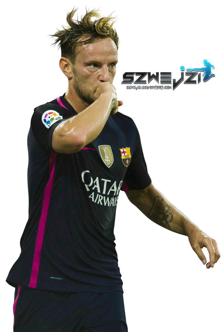 Ivan Rakitic by szwejzi on DeviantArt