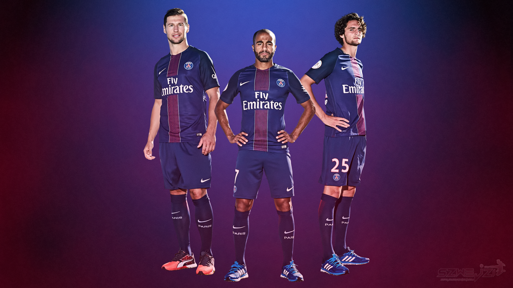 PSG 2016-2017 Wallpaper By Szwejzi On DeviantArt