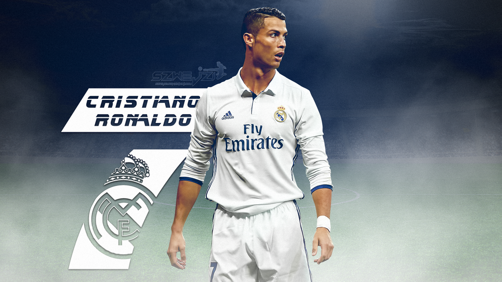 Cristiano Ronaldo Wall...