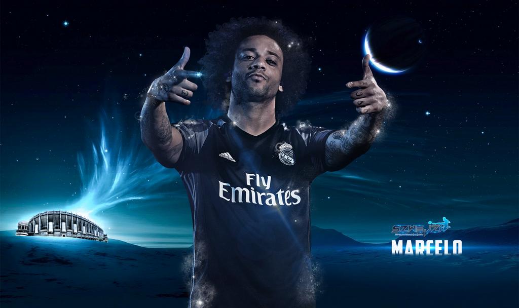 Marcelo Real Madrid 2016 2017 By Szwejzi