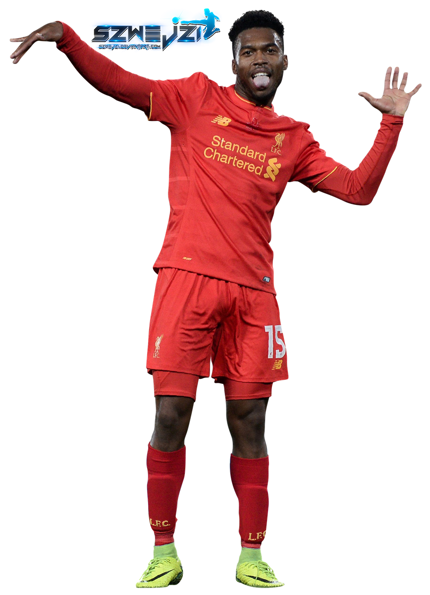 Daniel Sturridge by szwejzi on DeviantArt