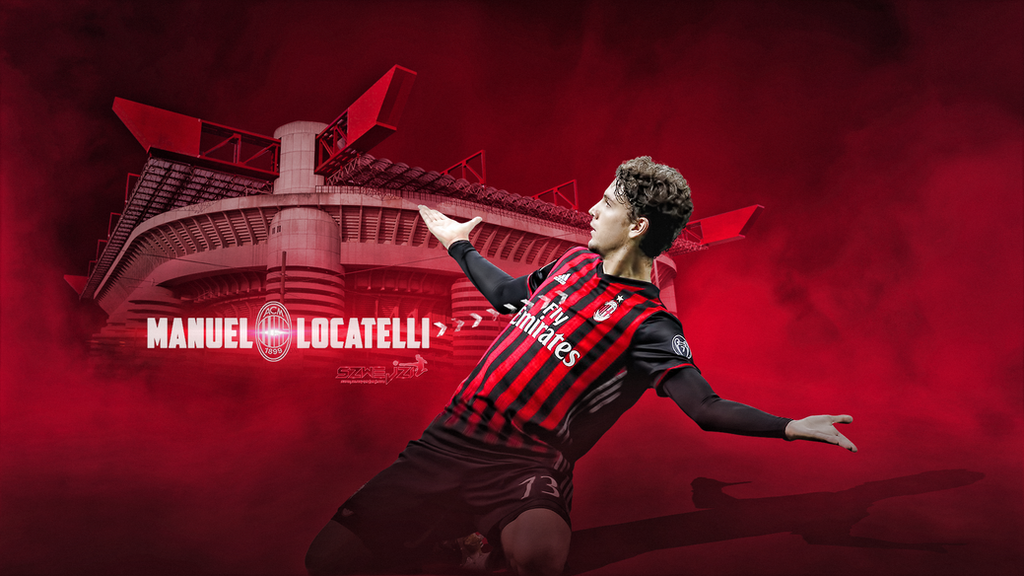 Manuel Locatelli AC Milan 2016 2017 Wallpaper By Szwejzi