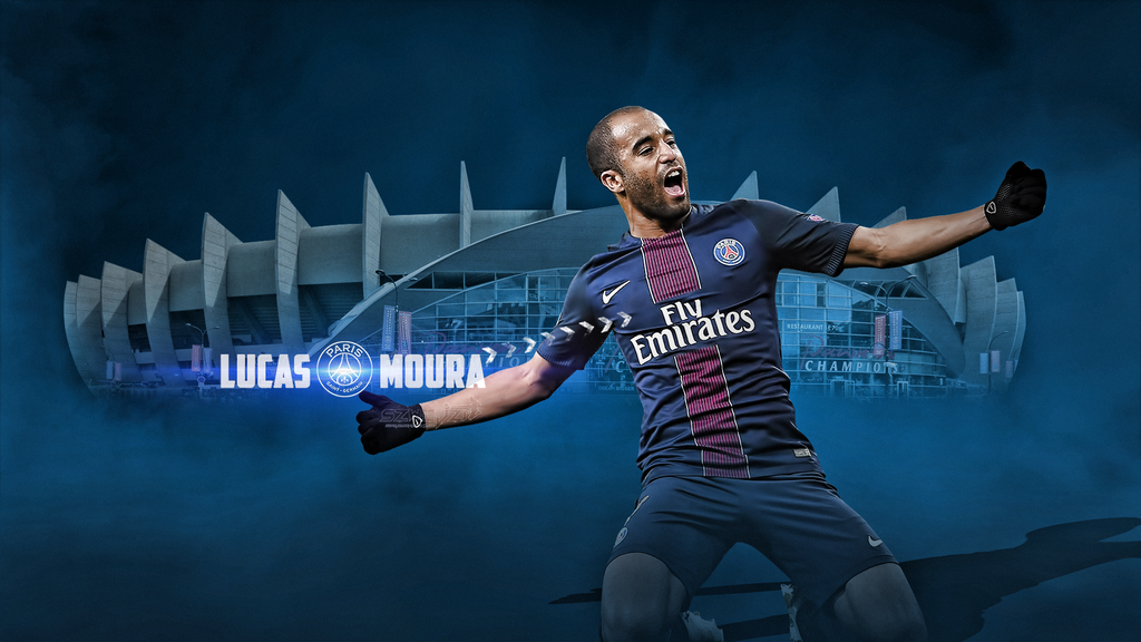 Lucas Moura PSG 2016-2017 Wallpaper By Szwejzi On DeviantArt
