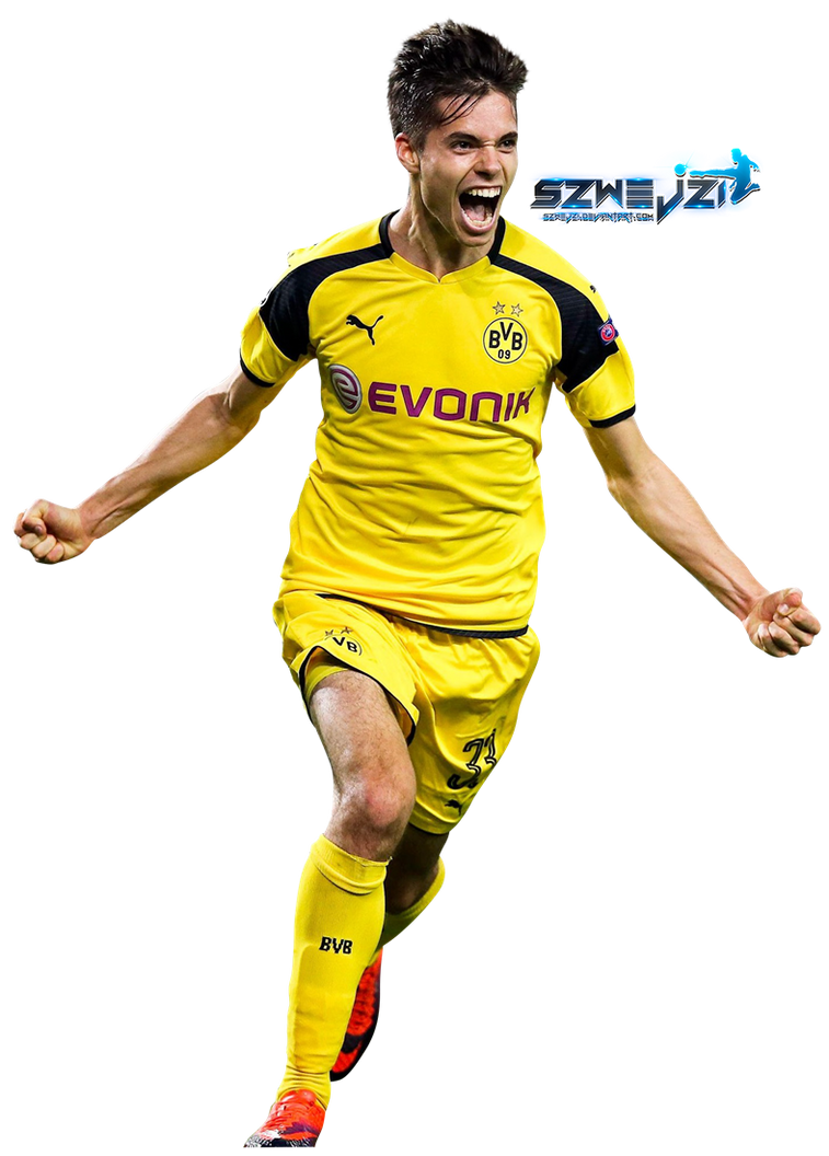Julian Weigl by szwejzi on DeviantArt