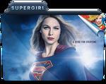 Supergirl (The CW) Folder Icon
