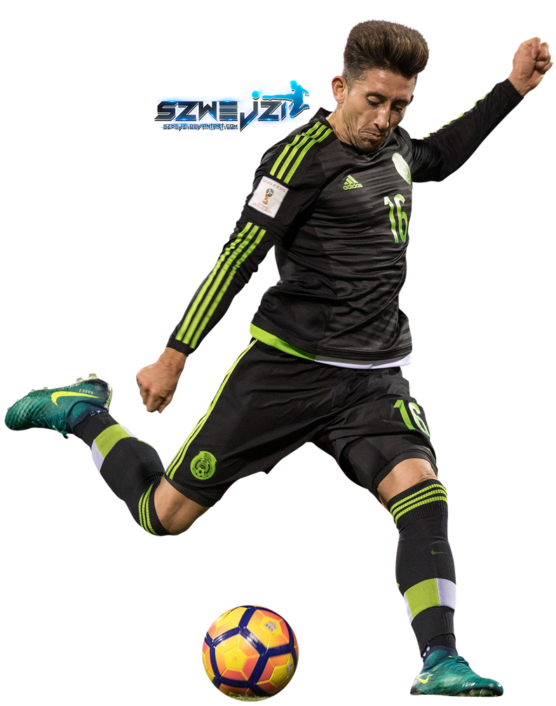 Hector Herrera by szwejzi on DeviantArt