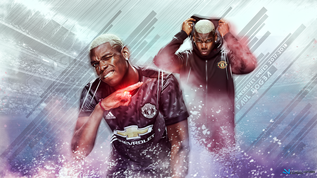 1024x576px Manchester United 2018 Wallpapers