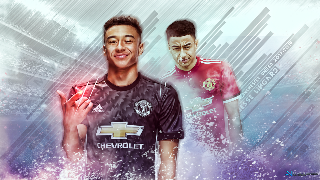 Jesse Lingard Manchester United 2017-2018 Wallpape By